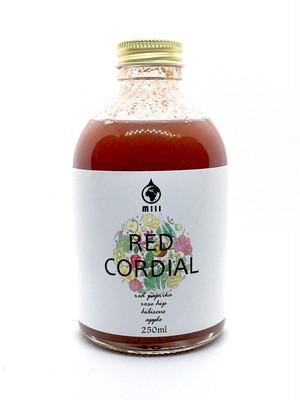 ハーブコーディアル RED CORDIAL