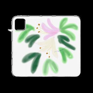 つづじデザインiPhoneケース