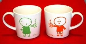 マグカップ(2個組)