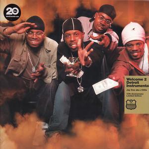 【残りわずか/LP】Jay Dee - Welcome 2 Detroit: 10th Anniversary Edition(Instrumental)