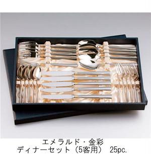 【LUCKY WOOD】 ディナーセット/日本の技術が生きる独特の深みのある光沢と輝き