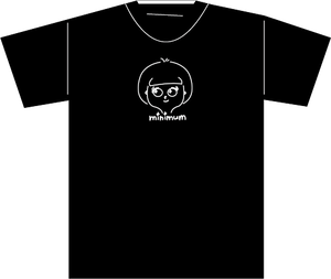 代々木Barbara受注作品Tシャツ(MOCU1)