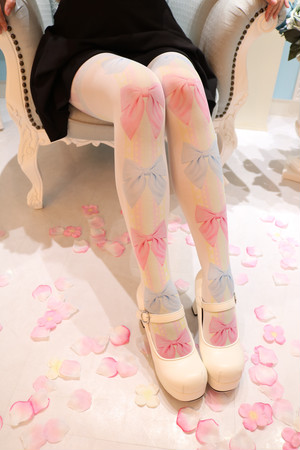 【受注/Build-to-order manufacturing】恋するジョエルのタイツ/Joel's tights in love