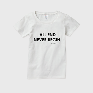 show PRODUCE 「ALL END NEVER BEGIN」 レディース Sサイズ Tシャツ