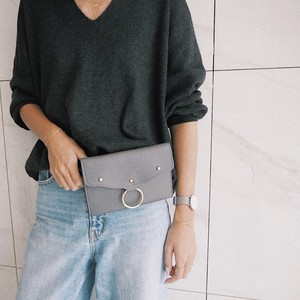 《即発可》Ring Shoulder Bag