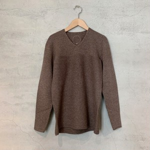 【COSMIC WONDER】Beautiful tasmanian wool knit sweater/10CW41017
