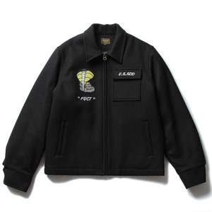 40% OFF! FUCT SSDD / U.S.SDD TOUR JACKET / 41509