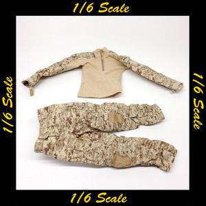 【02274】 1/6 Crazy Dummy HPFU AOR1 戦闘服