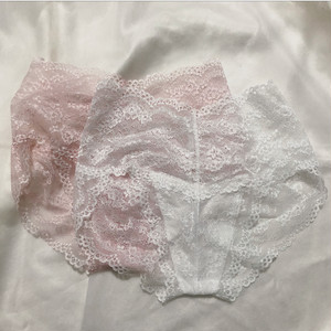 Cotton candy lace ノーマルショーツ: 全6色