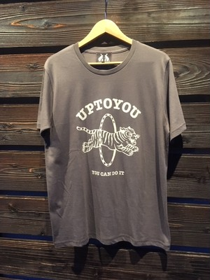 UG.  UP TO YOU  Tee  Cement  Lサイズ