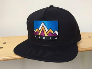 [ by Parra ] 1987 5 panel snapback