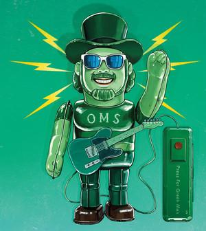 Press For Green Man / 小野瀬雅生ショウ アルバム(音楽CD)