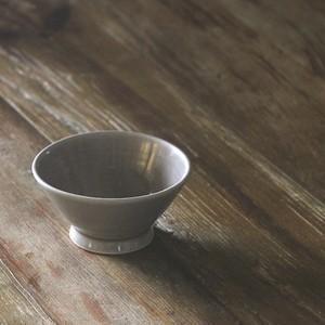 Y-118 ごはん茶碗S(グレイ)