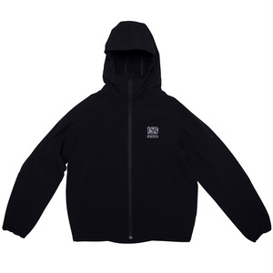 100A HOODED WARM UP JACKET