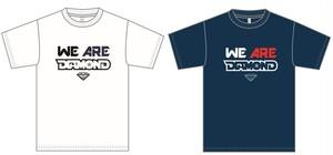 スクールTシャツ「WE ARE」ホワイト