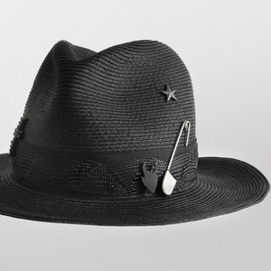"KROFUNE HAT ""Cross & Pin"""