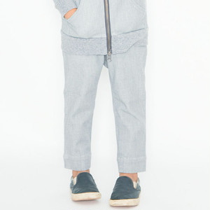 ONE SWING DORMY PANTS キッズ/H GREY/OS160016 【DEEPER'S WEAR】