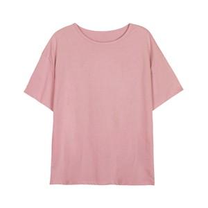 ルーズピンクTシャツ