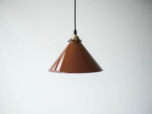 Enamel Pendant Lamp