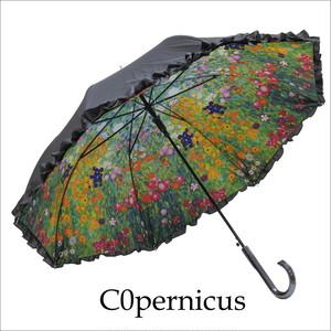 傘 晴雨兼用 UVカット  クリムト(フラワーガーデン 傘)浜松雑貨屋C0pernicus