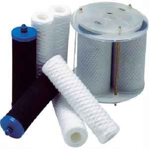 アイオン 緊急時用飲料水精製装置シグナス35 予備フィルターセット CYGNUS-35-3511 1セット
