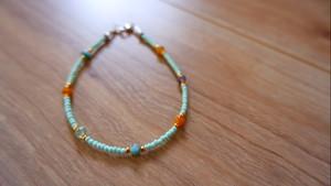 Tourmaline & Beads Bracelet