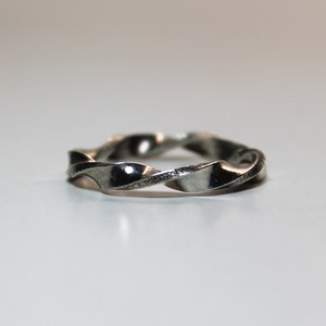 Silver Ring -TWIST-