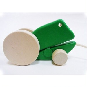 北欧カリコ社 KALIKA 木のおもちゃ カエル hkko-c1612