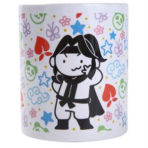 【受注生産】趙雲 可愛いマグカップ