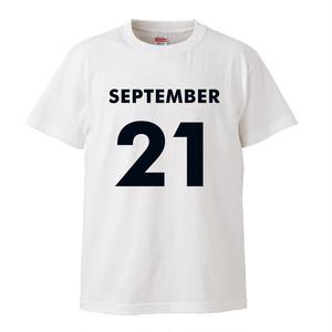 9月21日