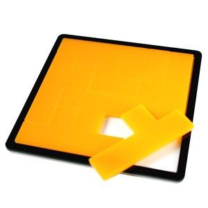 ブロックパズル・オレンジ