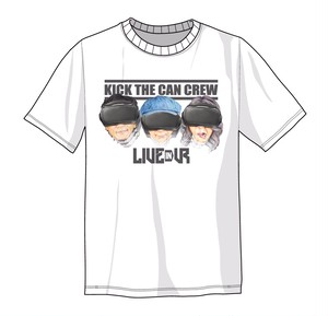 『KICK THE CAN CREW LIVE IN VR』限定Tシャツ