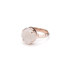 SINGLE STONE NON-ADJUSTABLE RING 018