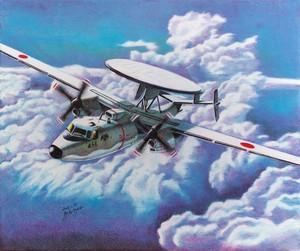 蒼空の要 E-2C