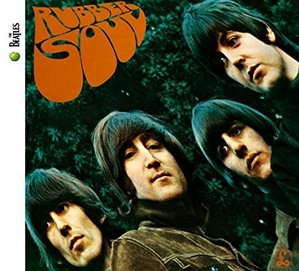 THE BEATLES/RUBBER SOUL