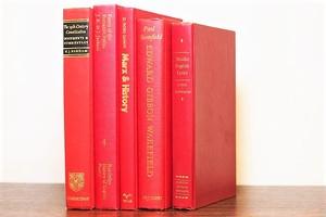 Marx & History -5set-/洋書ディスプレイ