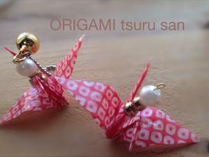 ORIGAMI tsuru[ORIGAMI シリーズ] rasen cova original