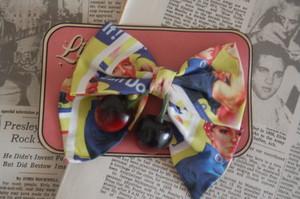 Rocka Cherry Ribbon ✴︎We can do it✴︎