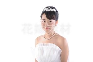 【0190】ポーズを取る花嫁