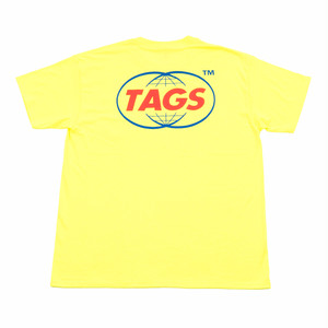 TAGS™️ CC Pocket Tee S.Green Lsize