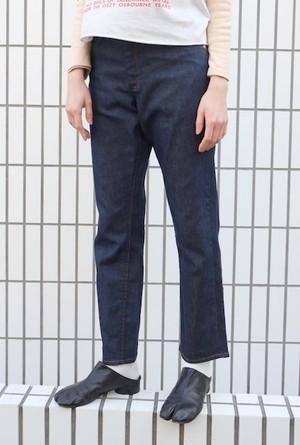 vintage/mejirushi denim pants.
