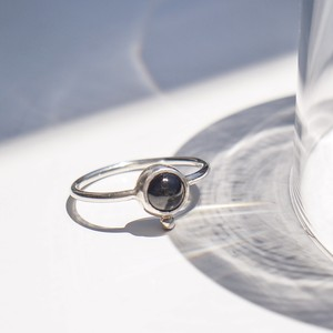 petit ring (star diopside)