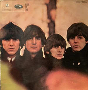 【LP】BEATLES/Beatles For Sale