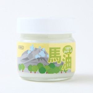【壹番館】 100%馬油クリーム(お徳用100g×1個)