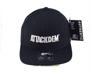 ATTACKDEM×Starter Black Label SNAPBACK CAP