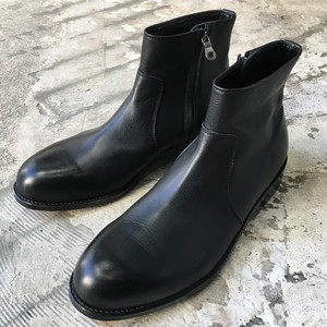 【PADRONE】Side zip boots