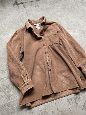 vintage corduroy shirt