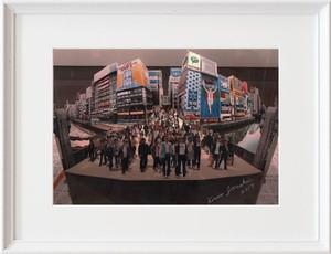 糸崎公朗 フォトモ『大阪戎(えびす)橋』#3