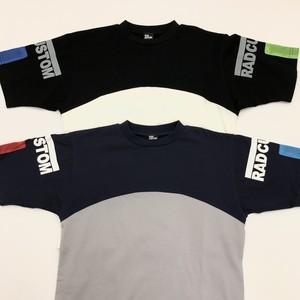 RAD CUSTOM ラッドカスタム バイカラー メッシュ Tシャツ  1635-325619