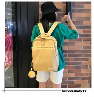 通学かわいい大学生大容量かわいい女性豊富なカラバリ展開便利リュックサックバッグ